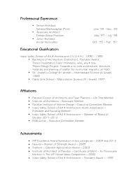 Certificate Of Interior Design by Ar Moyena Niazi Resume 2012
