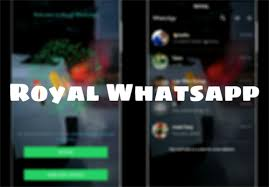 whatsapp apk last version transparent royal whatsapp version 5 0 apk