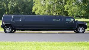 black hummer limousine fleet cincinnati limousine service