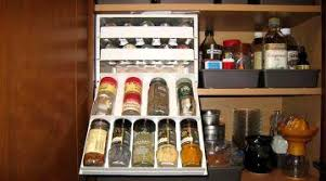 Spice Cabinets With Doors Remarkable Spice Racks Kitchen Cabinets Ideas Kitchen Cabinet