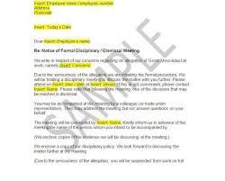 allegation letter format sample response letter 8 free documents
