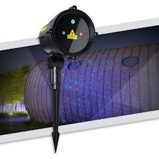 top 12 best outdoor laser projector lights for christmas
