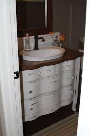 Old Dresser Made Into Bathroom Vanity Best 25 Dresser To Vanity Ideas On Pinterest Dresser Bathroom