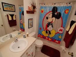 bathroom mickey mouse bathroom mickey mouse shower curtain
