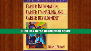read online career information career counseling and career
