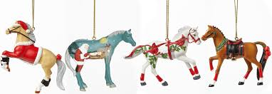 trail of painted ponies 2014 ornaments a snaggy dime