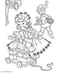 1641 coloring pages holiday images