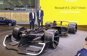 renault twizy f1 price renault u0027s rs 2027 vision concept car previews the future of f1 by