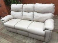 Leather Sofa In Preston Lancashire Sofas Armchairs Couches - Henley leather sofa