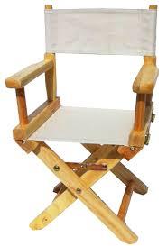 chaise de cinéma chaise enfant de régisseur brodée personnalisée