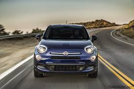 2018 fiat 500x model changes fiat 500 usa