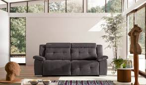 contemporary sofa recliner contemporary sofa fabric 2 seater reclining saxo