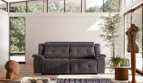 contemporary sofa recliner contemporary sofa fabric 2 seater reclining saxo