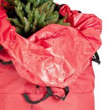 return basic upright tree bag fits trees up tp 7 5ft