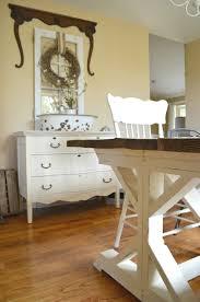 simple farmhouse style dining room little vintage nest simple farmhouse style dining room farmhouse table
