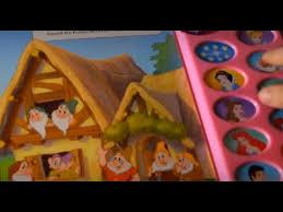 where is snow white disney princess lullaby play a sound books