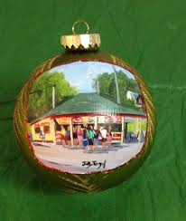 painted ornaments brian tosh