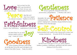 fruit of the spirit is meaning all annaliezellingat