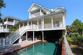 isle of palms rentals with private pools island realty