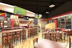 restaurant concept design health