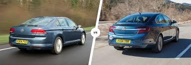 vauxhall insignia wagon vw passat vs vauxhall insignia company car clash carwow