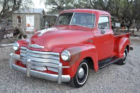 Vintage Ford Truck Junk Yards - 1950 chevrolet 5 window pickup classic shortbed truck daily