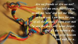 friendship heart heart touching friendship day quotes sayings wishes for
