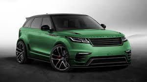 expensive range rover does the range rover velar look better with a wide body kit