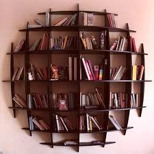 Ideas For Maple Bookcase Design Staircase White Tone Wall Bookcase On Maple Wood Flooring