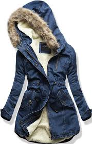 dawson parka c 2 17 jeansová zateplená parka d16 inspirace