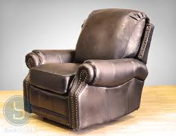 Recliner Chair Barcalounger Premier Ii Leather Recliner Chair Leather Recliner