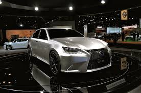 the new lexus lf gh 2011 new york auto show the good the bad the
