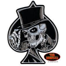 top hat skull flames top hat skull and cross bones tattoos