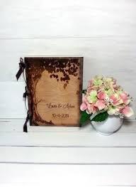 engravable photo album engravable wedding album with optional personalization gift