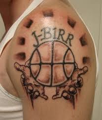 36 besten basketball tattoos bilder auf pinterest basketball
