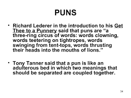 linguistic humor and language play