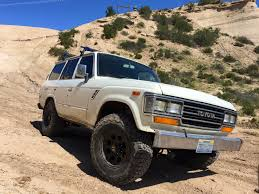 land cruiser lift kit project build toyota land cruiser fj62
