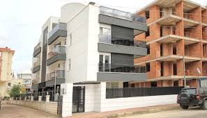 central flats for sale in antalya with separate kitchen