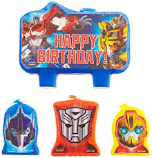 transformers birthday mighty transformers birthday party molded character