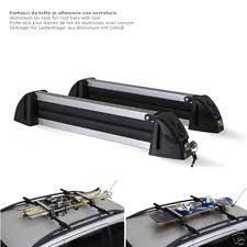porta snowboard per auto portasci da auto ebay