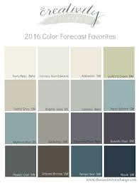 trending color palettes favorite colors from the paint companies 2016 color forecasts and