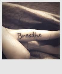 6 amazing breathe tattoos on fingers