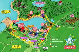 Sea World Map Sea Star Festival Stella Maris Umag Croatia 25 28th May