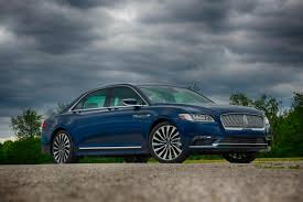 lincoln continental 2017 lincoln continental a traditional revival of a classic