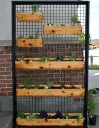 Diy Vertical Herb Garden Image On The Owner Builder Network Http Theownerbuildernetwork