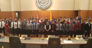 New Mexico State House Evhs Football Program Honored By State House Valley Daily Post