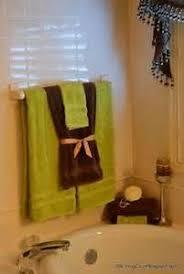 bathroom towel display ideas creative ways to display towels in bathroom towel display
