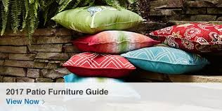 Shop Patio Furniture by Shop Patio Cushions U0026 Pillows At Lowes Com