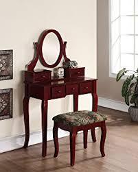 Vanity Colors Amazon Com Bobkona F4073 St Croix Collection Vanity Set With