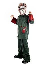jason costume friday 13th jason kids costume maskworld